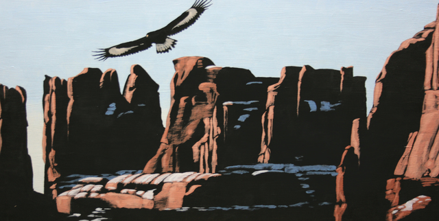 Mark Knudsen, 'Eagle At Park Avenue', 2018, Phillips Gallery