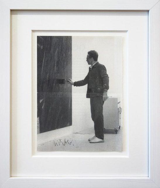 Gerhard Richter, 'Im Atelier - In the studio', 1991, Galerie Kellermann