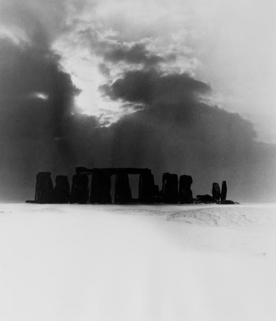 Bill Brandt, 'Stonehenge under Snow, 1947', 1947, Michael Hoppen Gallery