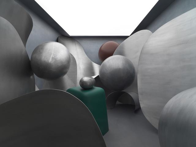 , 'Microworld ,' 2018, Faurschou Foundation