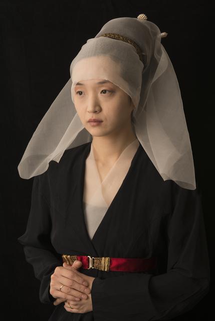 E2 - KLEINVELD & JULIEN, 'Ode to van der Weyden's Portrait of a Lady', 2013, Jonathan Ferrara Gallery