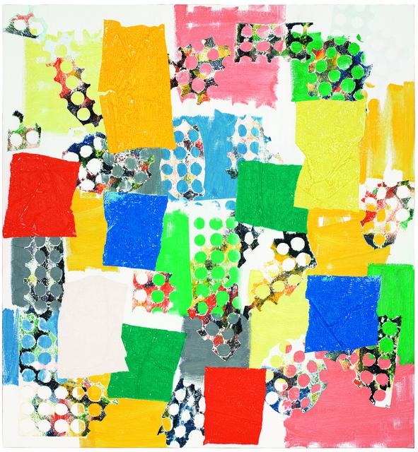 , 'Summertime 16 06 07,' 2016, La Patinoire Royale / Galerie Valerie Bach