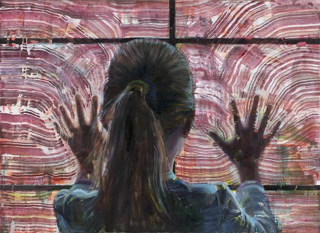 , 'Membrane,' 2017, Odon Wagner Gallery