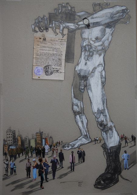 , 'MUTUAL IDENTITY,' 2018, Galerie Kornfeld