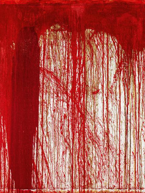 , 'Schüttbild (Pour painting),' 1998, Galerie Kovacek & Zetter