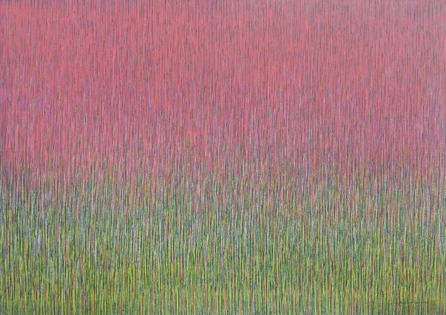 , '712Von Rot nach Grün,' 2017, Parcus Gallery