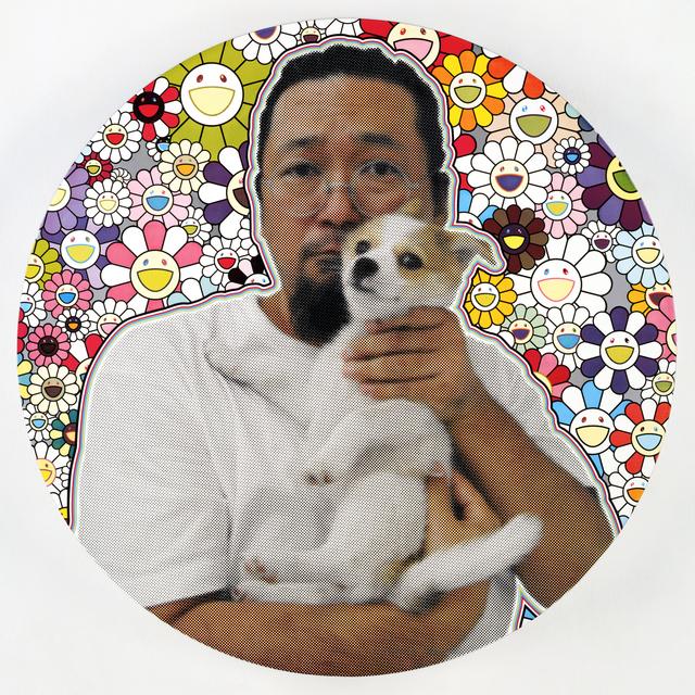 Takashi Murakami, 'Commission portrait', Photography, MCA Chicago Benefit Auction
