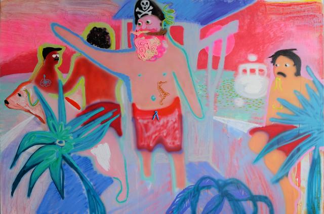 , 'The Lydia Sue,' 2017, Allouche Gallery
