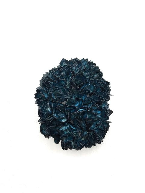 , 'Vanitas - Brooch (blue-small),' 2015, Galerie Beyond