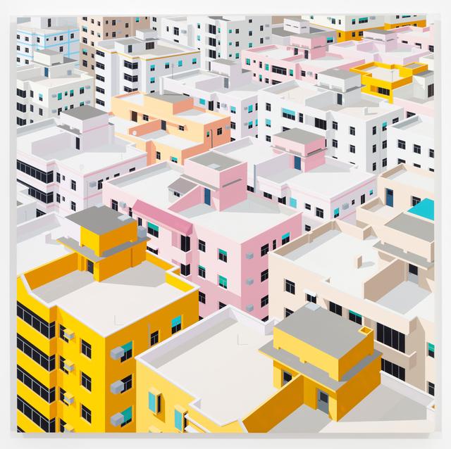 , 'Shenzhen,' 2018, Peter Blum Gallery
