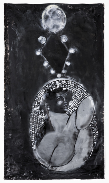 , 'Design for a Portrait Jewel (Eve),' 2015, Murray White Room