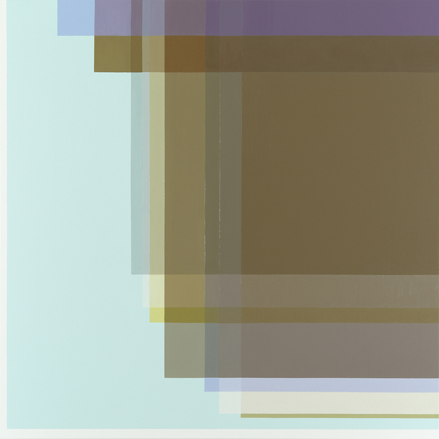 , 'Subtractive Screen 7,' 2012, Lisa Norris Gallery