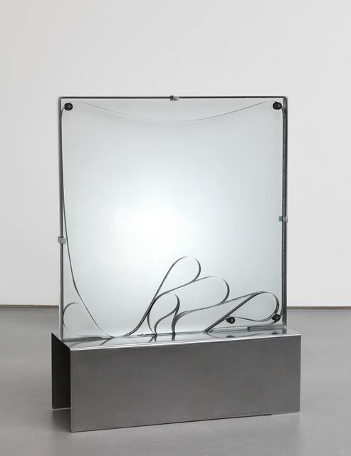 , 'Only Revolutions (...a shapeless scratch...),' 2013, Parra & Romero