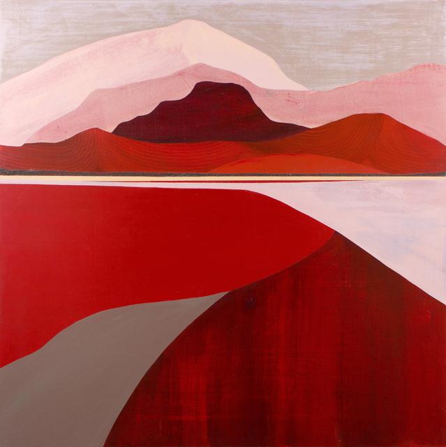 , 'Desert Rouge,' 2017, k contemporary