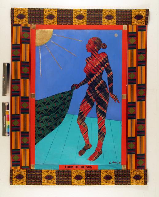 , 'Look to the Sun,' 2014, Galerie Anne de Villepoix