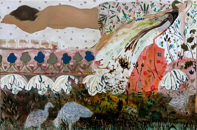 Florence Dussuyer, 'Najina', 2019, Galerie Bayart