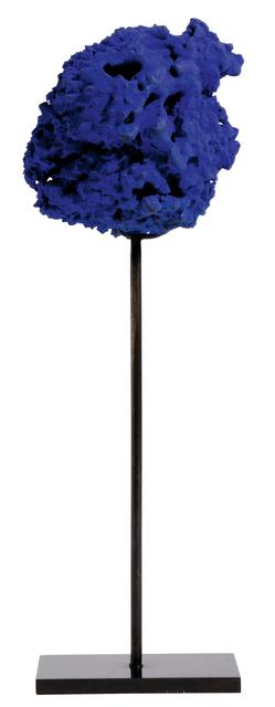 , 'Untitled Blue Sponge-Sculpture, (SE 305),' ca. 1961, Galería Cayón