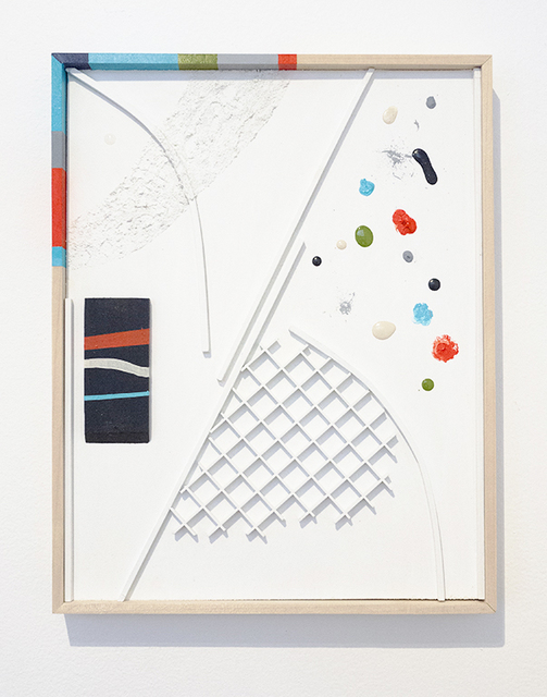 , 'Grid, grit.,' 2015, Hashimoto Contemporary