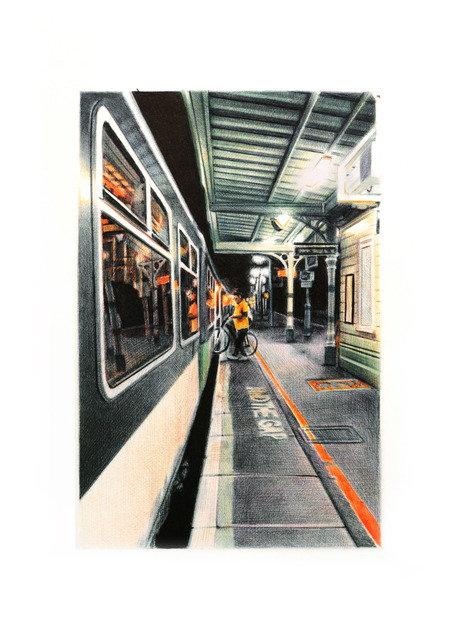 , 'Mind the Gap,' 2013, Accesso Galleria