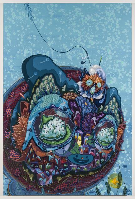 Mi Ju, 'Fishing Dreams', 2017, FREMIN GALLERY
