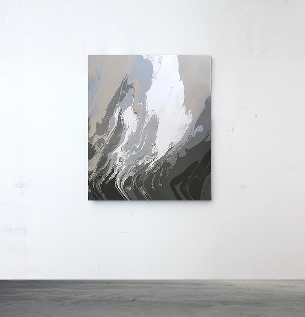 , 'Untitled (Fold/Fault Series,' 2016, TAL Tech Art Lab