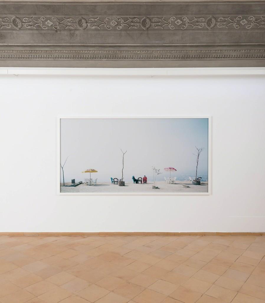 Armin Linke - installation view
