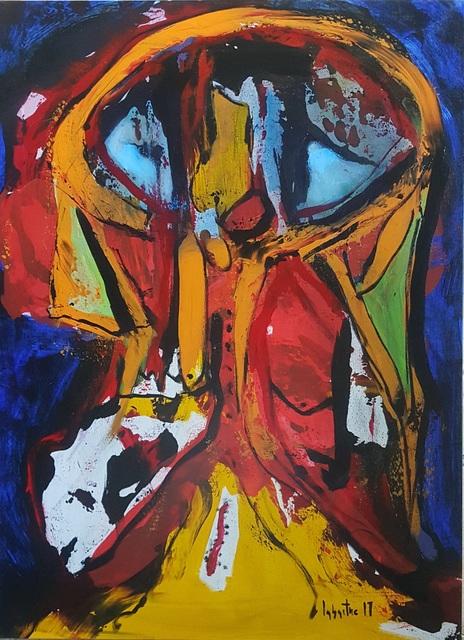 , 'Abstracto 67 b,' 2017, ACCS Visual Arts