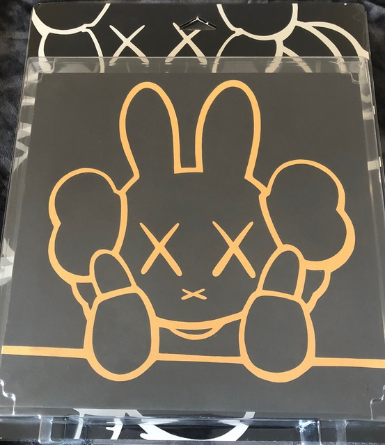 KAWS, 'Miffy Package Painting', 2002, Painting, Acrylic on canvas, Remes Advisory