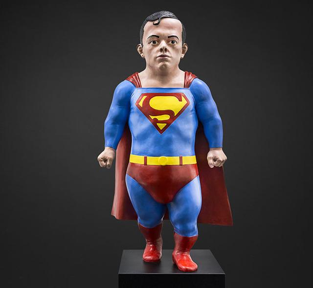 , 'Superman,' 2015, Galerie Vivendi
