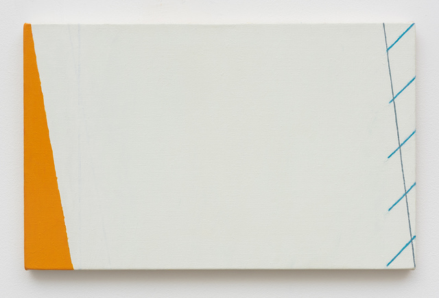 , 'Space in Two Dimensions, No. 1058,' 1982, Kayne Griffin Corcoran