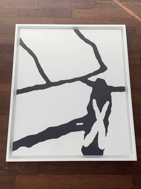 KAWS, 'UNTITLED (MBFF3)', 2014, Painting, Acrylic on canvas, Marcel Katz Art