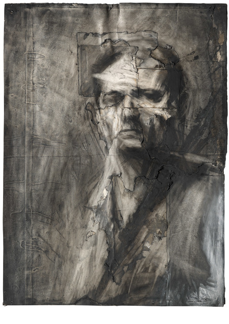 , 'Self-portrait,' 1958, Tate Britain