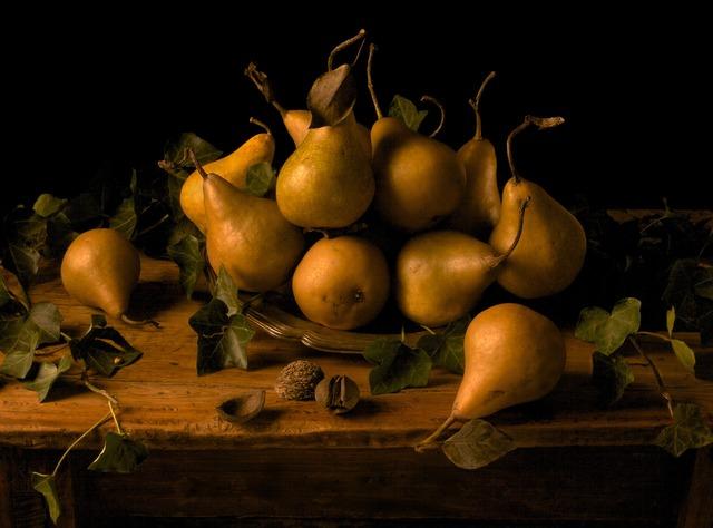 , 'Pears,' 2008, Robert Klein Gallery