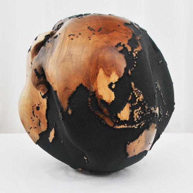, 'Black Globe,' 2016, Artima