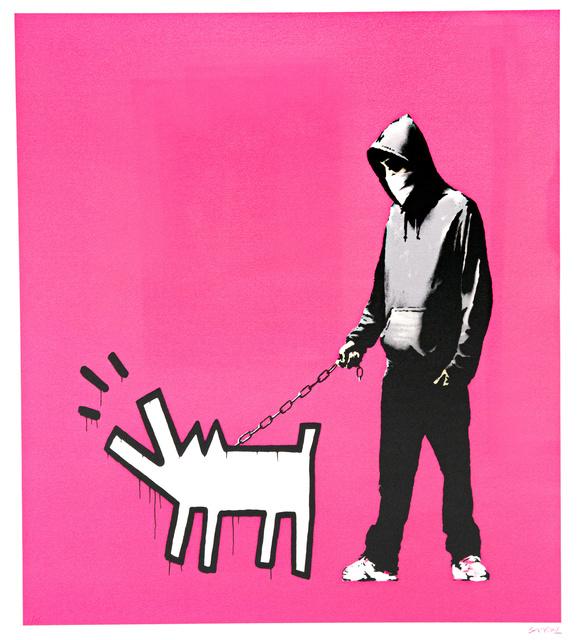 Banksy, 'Choose your Weapon', 2010, Gerald Hartinger Fine Arts