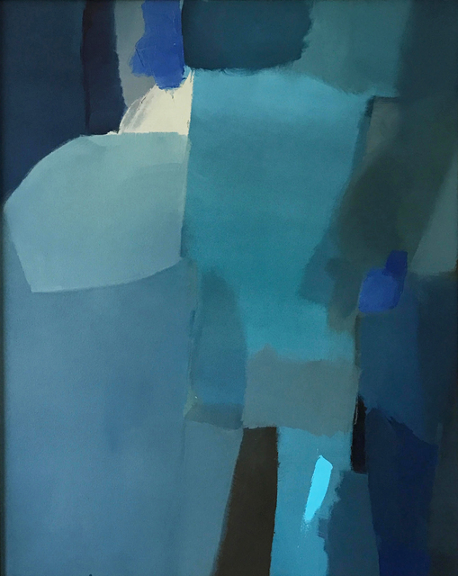 , 'Baie des Anges ,' 2016, Art Bastion Gallery