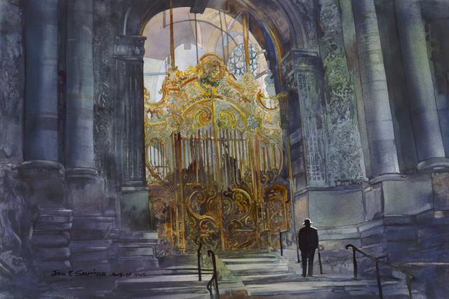 , 'le Petit Palais,' , Stremmel Gallery