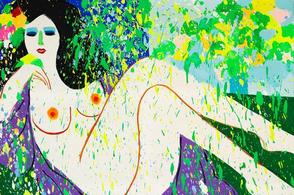 , 'After Bath,' 1979, Asia Art Center