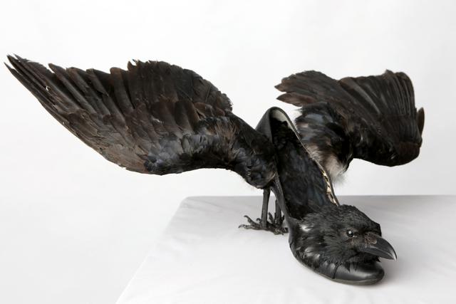 Elvira Rajek, 'Come, black bird', 2012, the gallery STEINER