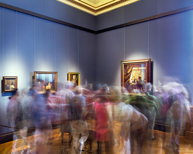 , 'Vermeer's The Art of Painting, Vienna Kunsthistorisches Museum,' 2014, Jackson Fine Art