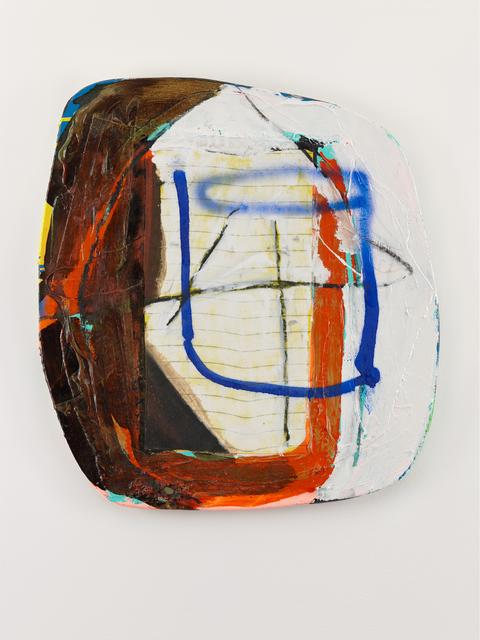 , 'Stripped and Tipped,' 2017, Galería Combustión Espontánea