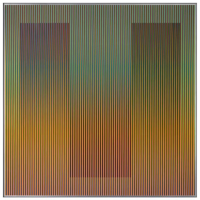 Carlos Cruz-Diez, 'Physichromie 2615', 2017, The Mayor Gallery