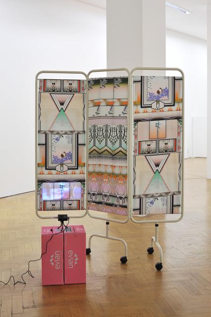 , 'Streamliners,' 2014, Gregor Staiger