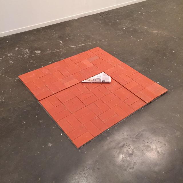 , 'Geometria Evasiva,' 2016, Galeria Luisa Strina