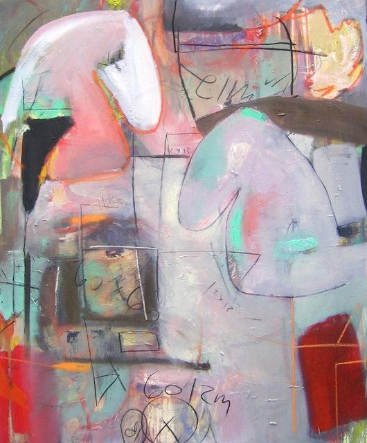 , 'Checkmate,' 2006, Susan Eley Fine Art