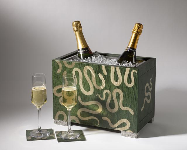 , 'Contemporary Champagne Cooler,' 2018, Maison Gerard