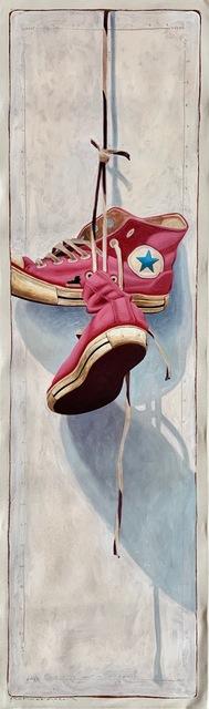 Santiago Garcia, 'Converse #1331', 2020, Painting, Acrylic on canvas, CODA Gallery