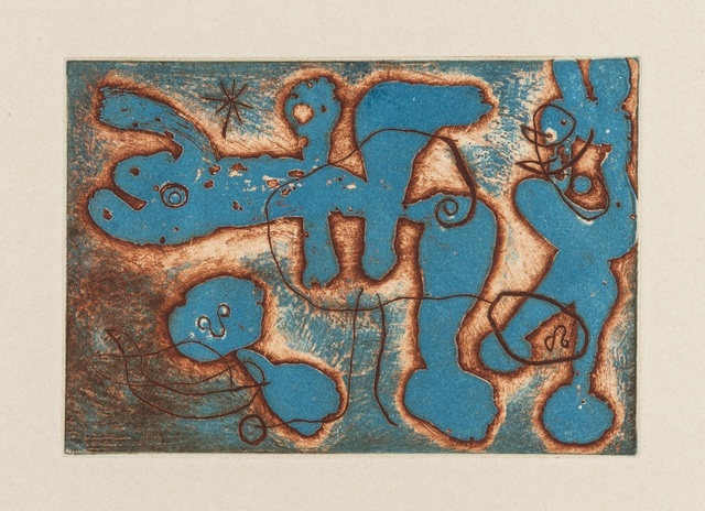Joan Miró, 'from Saccades (Cramer Books 77)', 1947-62, Forum Auctions
