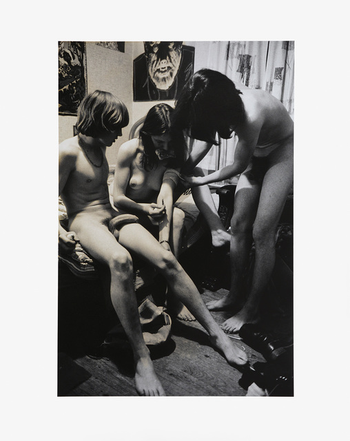 Larry Clark, 'Tulsa: Big Dick/Bad Ticker. Billy Martin, Big Linda, Stevie.', 1971, Peter Harrington Gallery