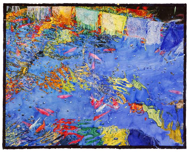 Joseph Raffael, 'The Dance', 2011, Nancy Hoffman Gallery